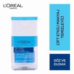 LOrealParis Dermo Expertise Göz ve Dudak Makyaj Temizleyicisi 125 ml