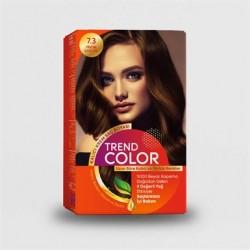 Trend Color Kit Saç Boyası 7.3 Fındık Kabuğu 50 ml