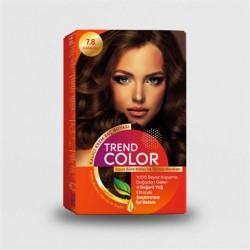 Trend Color Kit Saç Boyası 7.8 Karamel 50 ml
