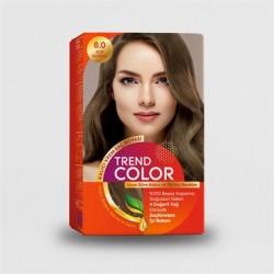 Trend Color Kit Saç Boyası 8.0 Açık Kumral 50 ml